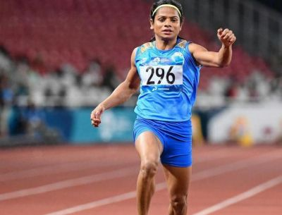 Runner Duti Chand feels this actor is perfect for her biopic