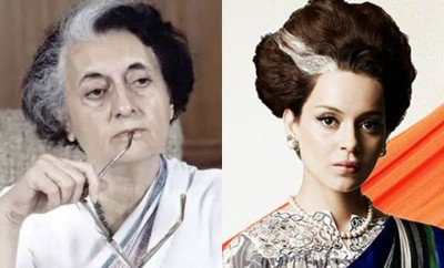 Kangana Ranaut to be seen as Indira Gandhi after Jayalalithaa, see photos