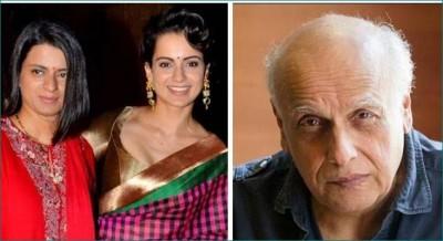 When Mahesh Bhatt threw slippers at Kangana, the actress cried the whole night