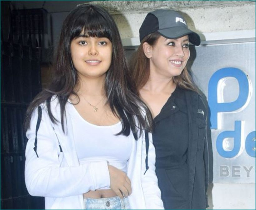 Mahima Chaudhary was recently spotted exiting the dentists clinic, see photos