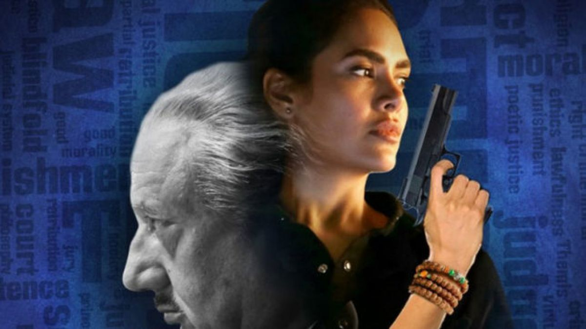 ODI: Anupam-Isha film to be released on this day