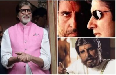 Fan Tweets Big B About 'Suryavansham',got this answer
