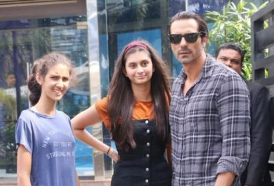 Arjun Rampal pens emotional note for daughter Myra on birthday