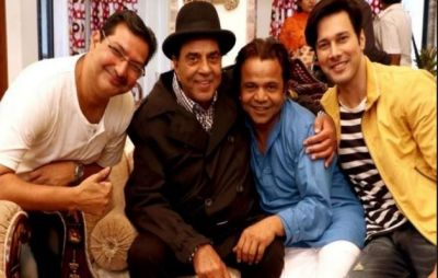 Dharmendra Signs His First Horror Comedy Film, Here's The Name