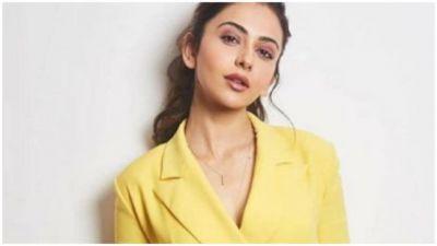 एक बार फिर अजय देवगन संग नजर आईं रकुल प्रीत, सेक्सी वीडियो वायल