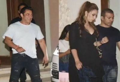 Salman Khan, Iulia Vantur Grace Arbaaz Khan's Housewarming Party