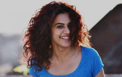 Tapsee got agitated on a biker; here's why!