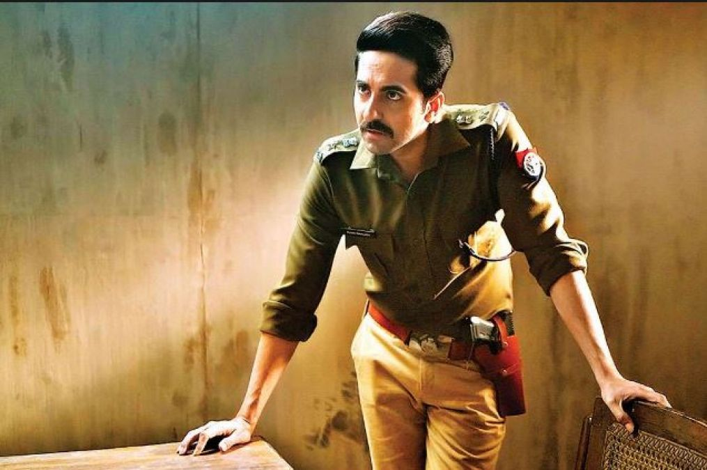 Ayushmann had finished shooting Article 15 in such a short time