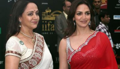 Esha Deol shares photo of mom Hema Malini with a filter