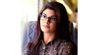 Jacqueline, who was emotional to remember Sri Lanka, said,