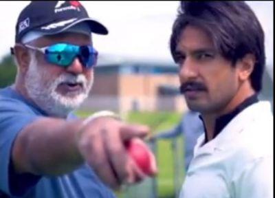 Ranveer Singh celebrates 36 years of 1983 cricket World Cup win