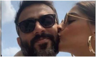 Sonam doing fun in Japan with husband, shared video