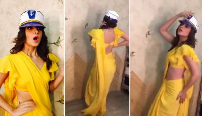 Video: Alia's Hot Dance On 'Tip-Tip Barsa Paani' In Yellow Saree Goes Viral!