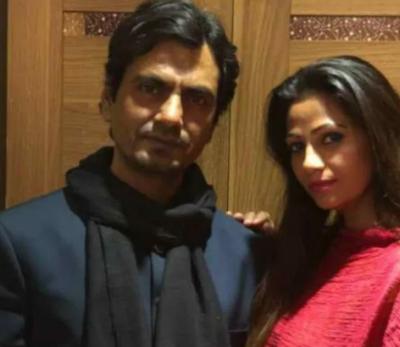 Nawazuddin Siddiqui sends legal notice after wife's allegations