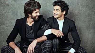 Ishaan becomes emotional for brother Shahid; says this!