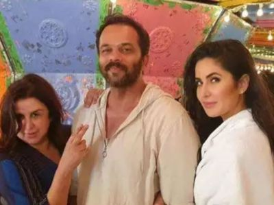Farah becomes a fan of Rohit Shetty says,