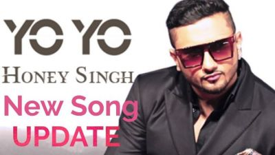 Honey Singh is all set to win hearts once again,  shoots new song