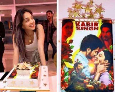 Kabir Singh turns a Blockbuster hit, Kiara enjoys success party!