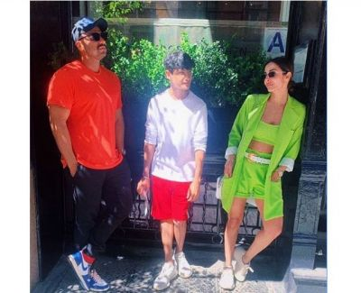 Malaika becomes close to the Kapoor Family; vacation photos surfaced