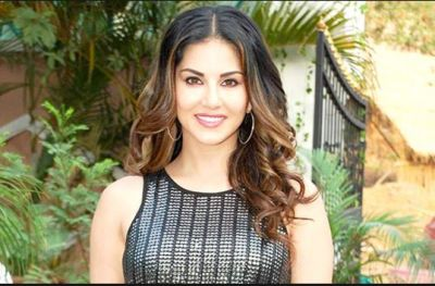 This Unknown man shot Sunny Leone with his pistol!