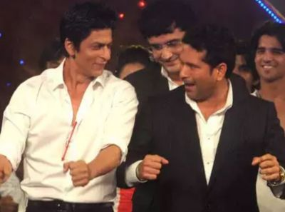 Shah Rukh shared the video, 'God of cricket' Sachin gave such advice