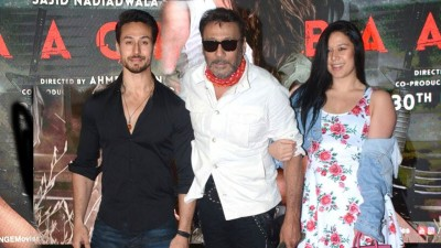 Jackie Shroff's daughter Krishna to be seen in music video soon, see beutiful pics