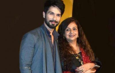Here is what Shahid Kapoor's Mom says on 'Kabir Singh'