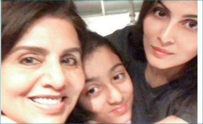 3 generations of Kapoor family appeared together, Riddhima shared photo