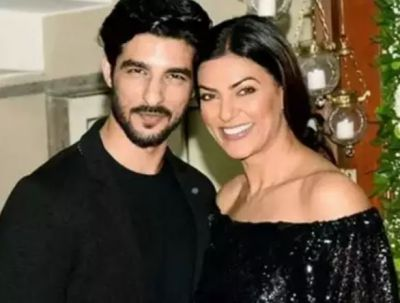 Sushmita Sen shares pics, boyfriend Rohman Shawl showers love amid breakup rumors
