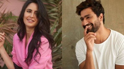Vicky Kaushal arrives at Katrina Kaif's house to meet her, these pictures surfaced