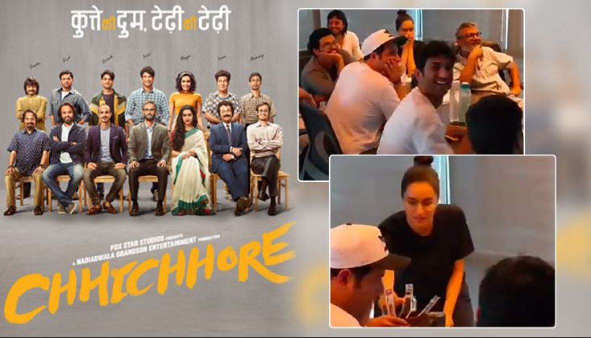 Chhichhore is to release after 2 months later, video gets viral