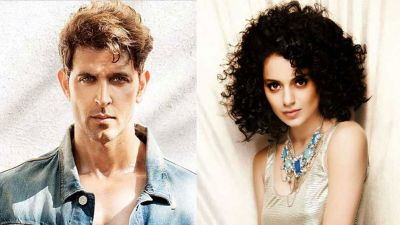 Is there is alright between Hrithik-Kangana? read on