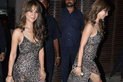 Yuvraj Singh's Ex appears in a bold avatar at his party