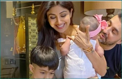 Shilpa considers time spent with her children as precious