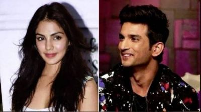 Here's what Sushant Singh Rajput plans for Rhea Chakraborty's birthday