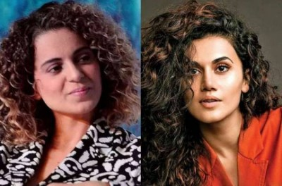 Kangana Ranaut raged on Taapsee Pannu said, 'The one who used to beg to producer..'