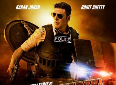 Motion poster of Akshay's sooryavansh film out