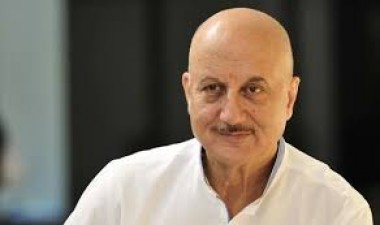 Anupam Kher's new song will make you laugh