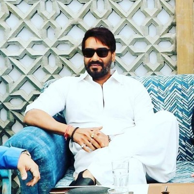 Stopping car of Ajay Devgn, person asked him to say in support of farmers
