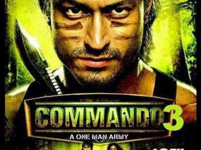 Commando 3 : एक बार फिर से जबरदस्त एक्शन में नज़र आएंगे विद्युत, रिलीज़ डेट आई सामने
