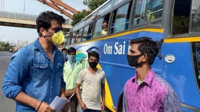 Sonu Sood to launch country's largest 'blood bank app', needy people will get blood in just 20 minutes