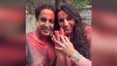 आमिर खान के बड़े भाई ने की रामानंद सागर की पोती से सगाई