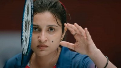 'Saina' teaser set fire as soon as released, Parineeti Chopra's strong looks will surprise