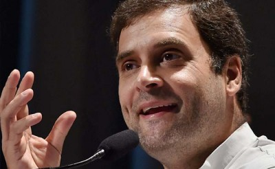 This famous Bollywood actress became crazy for Rahul Gandhi, shared the video and said - this guy really ...