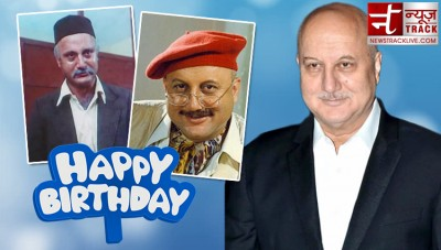 Anupam Kher's had girlfriend left him because he used to stutter
