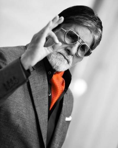 Amitabh praised Junior Bachchan,