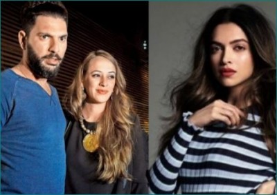 Cricketer Yuvraj's wife takes break from social media, asks to wish her luck for real world