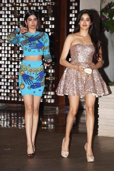 Khushi Kapoor shares unseen childhood video greeting sister Janhvi birthday