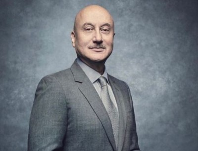 Anupam Kher had played role of 60-year-old man at age of 30