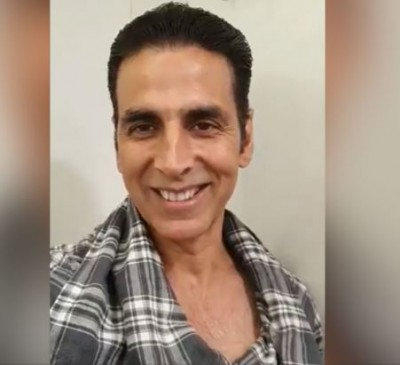 After 25 crores, Akshay now contributes 2 crores to Mumbai Police Foundation